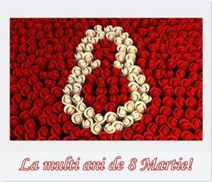8 martie sărbătorit în raionul Floreşti