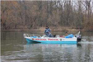 Stabilirea perioadei de prohibiție în obiectivele acvatice piscicole naturale pentru anul 2017