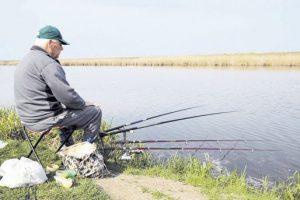 Pescuitul interzis!