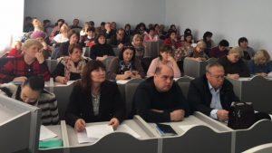 Directorii instituțiilor de învățământ general în ședință