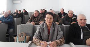 """Şedinţa anuală ,,Ameliorarea potenţialului genetic al şeptelului bovin din raionul Floreşti"""""""