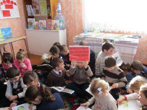 Ziua internațională a cititului împreună