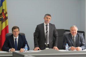 Schimb de experienţă între Direcţia Asistenţă Socială, Sănătate şi Protecţie a Familiei, Floreşti şi reprezentanţii din Regiunea Jitomir, Ucraina
