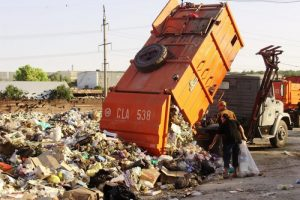 Gestionarea deşeurilor solide în raionul Floreşti