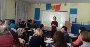 Seminar pentru directorii adjuncţi din instituţiile de învăţământ primar, secundar şi extraşcolar