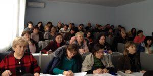Şedinţa managerilor instituțiilor de învățământ din raion