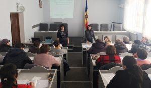 Seminarul instructiv- metodic cu învățătorii clasei a IV-a din instituțiile de învățământ din raion