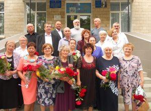 La mulţi ani, doamna Profesoară Galina Ciobanu!