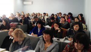 Ședința de lucru cu managerii școlari din instituțiile de învățământ general