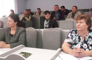 Seminar de instruire cu producătorii agricoli din raionul Floreşti