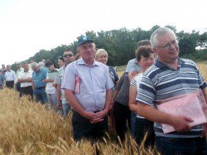 Seminar în agricultură