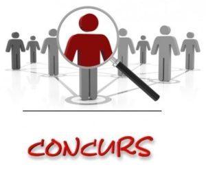 Prelungirea Concursului pentru ocuparea funcţiei publice vacante