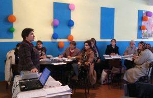 Seminar cu profesorii de limba și literatura română din raionul Florești