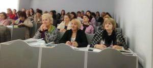 Şedinţă de lucru cu directorii adjuncţi din instituţiile de învăţământ