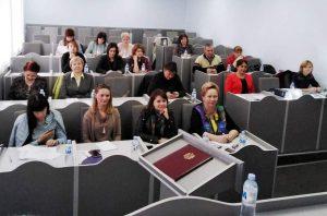 Vizită de studiu a unei delegaţii din Federaţia Rusă la Floreşti