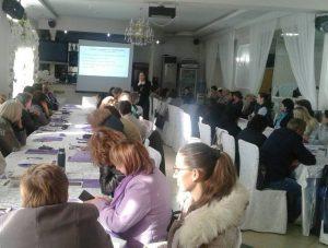 Seminare de instruire pentru specialiştii din asistenţa medicală primară şi asistenţa socială