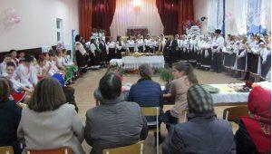 Tradițiile și obiceiurile strămoșești populare au prins viață în orașul Mărculești