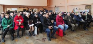 Seminar informațional cu producătorii agricoli de la sate