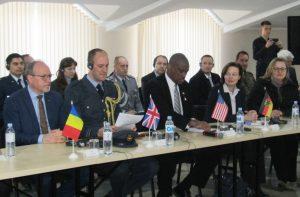 Proiectul destinat îmbunătăţirii gestionării stocurilor de armament şi muniţii