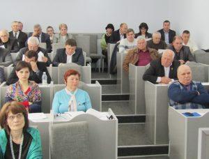 Ședința Consiliului raional Florești