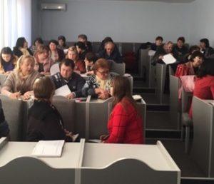 Seminar raional cu profesorii de Educaţie pentru societate