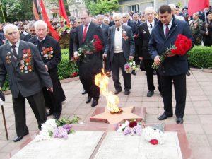 Ziua Victoriei marcată la Floreşti