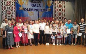 Gala Olimpicilor floreşteni-odă adusă Excelenţei!