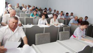 Ședinţa ordinară a Consiliului raional Floreşti