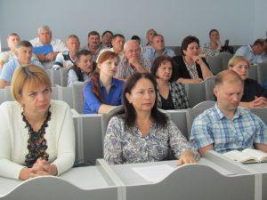 Situaţia epidemiologică din raion discutată la  şedinţa Comisiei Extraordinare de Sănătate Publică