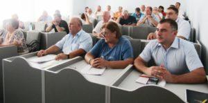 Consilierii raionului Floreşti s-au întrunit în şedinţă