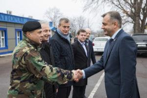 Premierul Ion CHICU a inspectat Aeroportul Internațional Mărculești!
