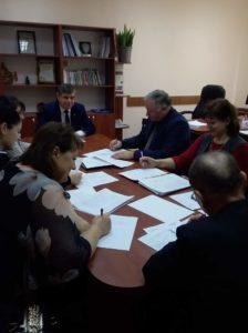 Prima şedinţă a Consiliului Raional pentru Protecţia Drepturilor Copilului din anul curent