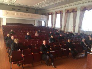 Şedinţa extraordinară a Comisiei pentru Situaţii Excepţionale a raionului Floreşti din 27 martie 2020