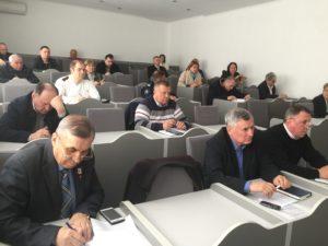 Şedinţa extraordinară a Comisiei pentru Situaţii Excepţionale a raionului Floreşti din 24 martie 2020