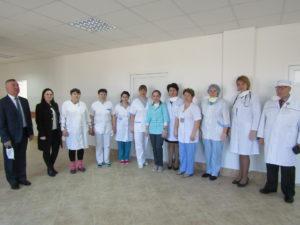 """Secţia Cardiologie a IMSP """"Spitalul Raional Floreşti"""", RENOVATĂ!"""