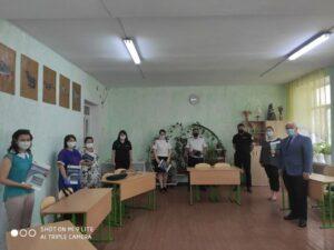Program de socializare juridică în 3 instituții de învățământ din raionul Florești