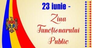 Ziua Profesională a Funcţionarului Public