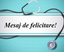 Ziua Lucrătorului Medical şi a Farmacistului