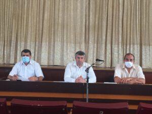 Consiliul raional Floreşti a fost convocat în şedinţă extraordinară