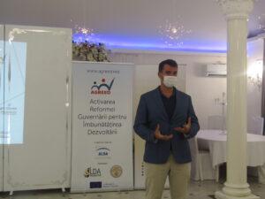 """Seminar instructiv pentru APL de nivelul unu cu genericul: """"Transparenţa în luarea deciziilor şi participarea cetăţenilor"""""""
