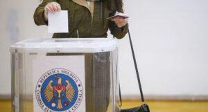 Totalizarea rezultatelor votării la Alegerile Preşedintelui Republicii Moldova din 01 noiembrie 2020, CECE Floreşti