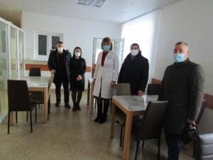 """Secția Terapie a IMSP """"Spitalul Raional Florești""""- reparată capital"""