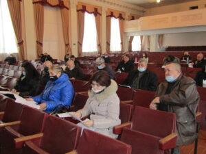 S-a desfășurat prima ședință a Consiliului raional Floreşti din anul curent