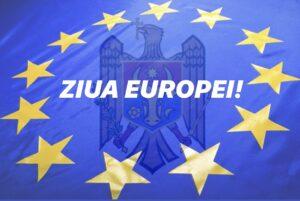 Mesaj de felicitare cu ocazia Zilei Europei