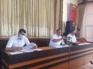 Ședința ordinară a Consiliului raional Florești