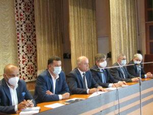 Veteranii raionului Florești au participat la ședința de lucru, organizată de către reprezentanții administrațiilor publice centrale și locale