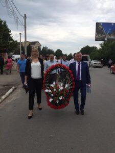 Martiri ai neamului, comemorați la Florești