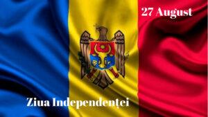 Mesaj de felicitare cu ocazia Zilei Independenţei Republicii Moldova