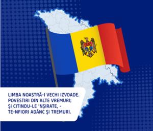 Mesaj de felicitare cu ocazia sărbătorii naţionale «Limba Noastră»